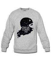 Omar The Wire Kadın Sweatshirt ve Kapüşonlu - Dyetee