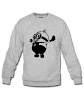 Minions Funny Kadın Sweatshirt ve Kapüşonlu - Dyetee