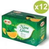 Bağdat Nane Limon Çayı Süzen Poşet 2gr 20li Net...