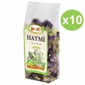 Bağdat Hatmi Çiçeği Doğal Bitki Çayı 20gr X 10 Adet (Koli)