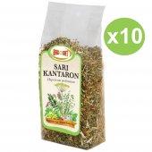 Bağdat Sarı Kantaron Doğal Bitki Çayı 60gr X 10 Adet (Koli)