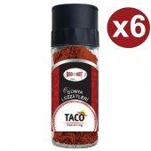 Bağdat Baharat Taco 55gr X 6 Adet Cam (Koli)