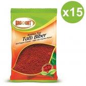 Bağdat Baharat Tatlı Kırmızı Toz Biber 40gr X 15 Adet (Koli)