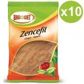 Bağdat Baharat Zencefil 40gr X 10 Adet (Koli)
