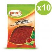 Bağdat Baharat Tatlı Kırmızı Toz Biber 75gr X 10 Adet (Koli)