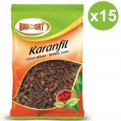 Bağdat Baharat Karanfil 15gr X 15 Adet (Koli)