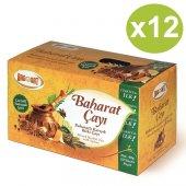 Bağdat Baharat Çayı Süzen Poşet 2gr 20li Net 40gr X 12 Adet (Koli)