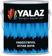 Yalaz Endüstriyel Astar 0,72 Kg Oksit Kırmızı