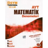 Ayt Matematik Denemeleri Karaağaç Yayınları