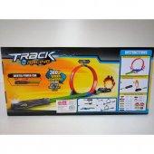 Track Racing Mekanik Yarış Pisti