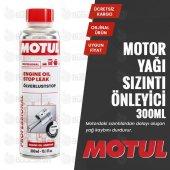 Motul Engine Oil Stop Leak Motor Yağı Sızıntı Önleyici 300 Ml