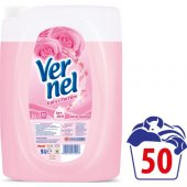 Vernel Çamaşır Yumuşatıcısı Gülün Büyüsü 5 Lt 50 Yıkama