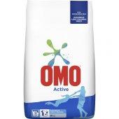 Omo Toz Çamaşır Deterjanı 8 Kg Actıve