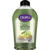 Duru Natural Olive Zeytinyağlı Sıvı Sabun 1.5lt