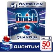 Finish Quantum 50 Tablet Bulaşık Makinesi...