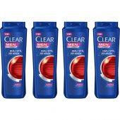 Clear Men Hızlı Stil 2si 1 Arada Şampuan 500 Ml X 4