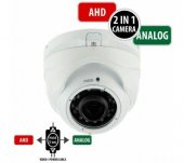 OPAX-419 1.3mp 2.8-12mm Lens 2in1 AHD Dome Kamera