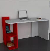 Raflı Çalışma Masası, Bilgisayar Masası, Laptop...