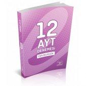 ENDEMİK AYT FEN BİLİMLERİ 12 Lİ DENEME (YENİ)
