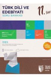 TEAS PRESS 11.SINIF TÜRK DİLİ VE EDEBİYATI SORU BANKASI (2020)