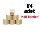KOLİ BANDI 45*100 KAHVERENGİ 1 KOLİ (84 ADET)-3