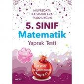NARTEST 5.SINIF MATEMATİK YAPRAK TEST (YENİ)