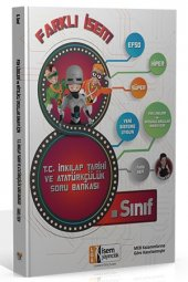 İSEM 8.SINIF T.C İNKILAP TARİHİ SORU BANKASI (YENİ)