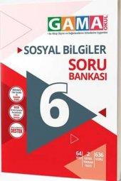GAMA 6.SINIF SOSYAL BİLGİLER NAR SORU BANKASI (2020)