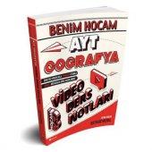 BENİM HOCAM AYT COĞRAFYA VİDEO DERS NOTU (2020)