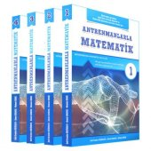 Antrenmanlarla Matematik Set 4 Kitap + HEDİYE KİTAP