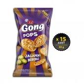 Eti Gong Pops Jalapeno 15 X 80 Gr