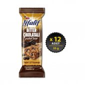 Eti Lifalif Bitter Çikolatalı Yulaf Bar 35 G X...