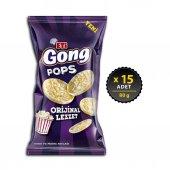 Eti Gong Pops Sade 15 X 80 Gr