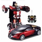 Uzaktan Kumandalı Bugatti Veyron Dönüşen Robot...