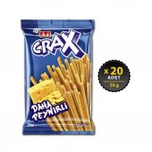 Eti Crax Peynirli Çubuk Kraker 50 G X 20 Adet