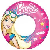 Barbie Lisanslı Simit 55 Cm Bestway 91043
