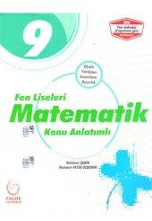 Palme 9. Sınıf Fen Liseleri Matematik Konu Kitabı
