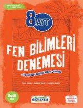 OKYANUS Yayınları 8 ayt Fen Bilimleri Denemeleri