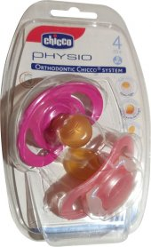 Chicco Physio 4m+ Emzik Kız