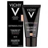 Vichy Dermablend Sand 35 Fluid Corrective Spf 35 30 Ml Mineral Likit Fondöten