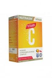 Nutraxin C Vitamini 28 Tablet