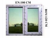 100x120 Pvc Isıcamlı Pencere
