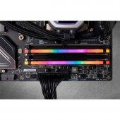 Corsair Vengeance RGB PRO AMD Ryzen 16GB (2x8) 3600MHz DDR4 CMW16GX4M2Z3600C18 Bellek 1,35V-3