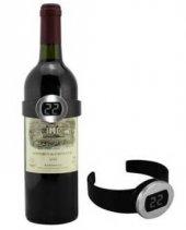Şarap Termometresi Aksesuarı Malzemesi Hediye Şişe Hediyelik-2