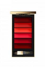 Mat Ruj Paleti Color Riche La Palette Lip Matte No 02 3600523156757