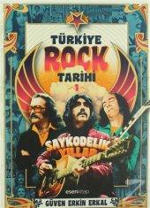 Türkiye Rock Tarihi 1 Güven Erkin Erkal