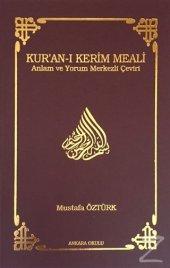 Kuran I Kerim Meali (Orta Boy) (Ciltli) Mustafa...