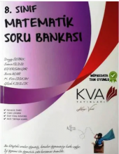 Koray Varol Akademi 8.sınıf Matematik Soru Bankası