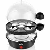 Seb 5803 Yumurta Pişirme Haşlama Cihazı Sinbo