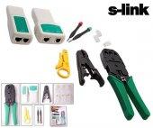 S Link Sl 825w Pense Kablo Tester Ve Sıyırıcı
